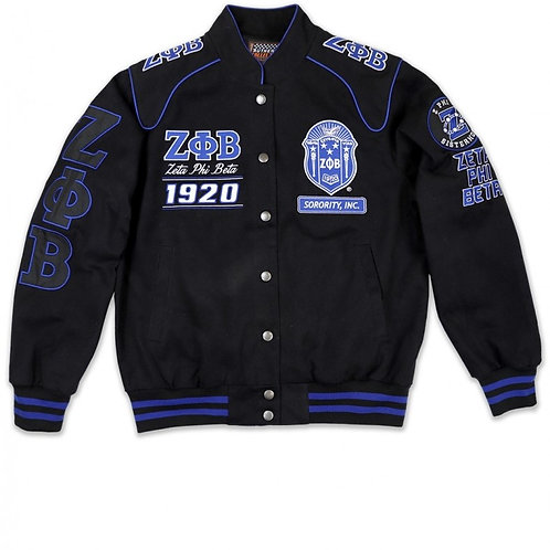 Zeta Twill Racing Jacket