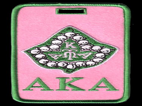 AKA Luggage Tag