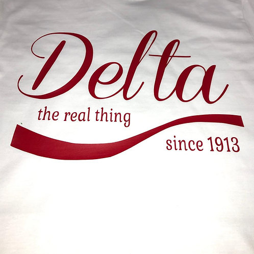 DST Real Thing Shirt