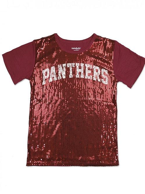 Virginia Union Sequin Shirt