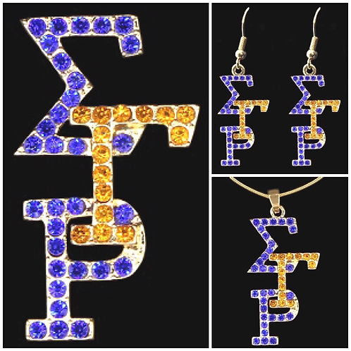 SGRho Offset Jewelry