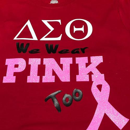 DST Wear Pink Too Shirt