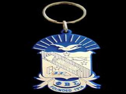 Sigma PVC Keychain