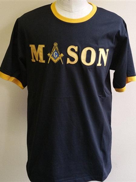 Masonic Ringer T-Shirt
