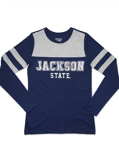 Jackson State Long Sleeve Shirt