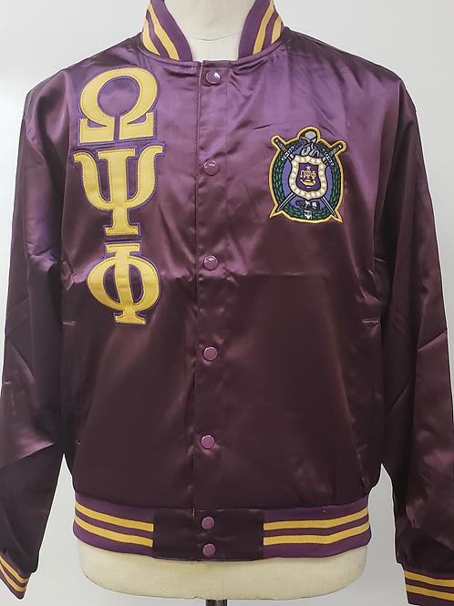 Omega Satin Jacket