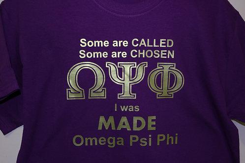 Omega Called/Chosen T-Shirt