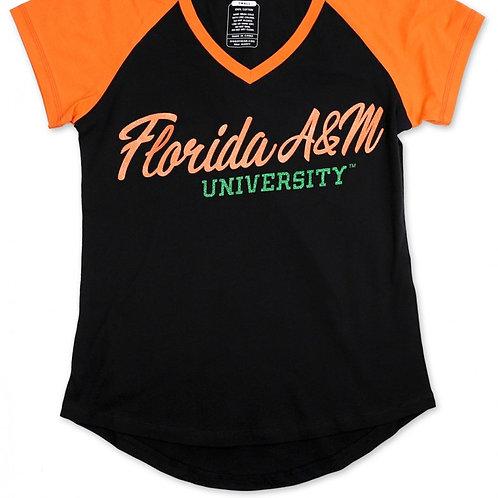 FAMU V-Neck Shirt
