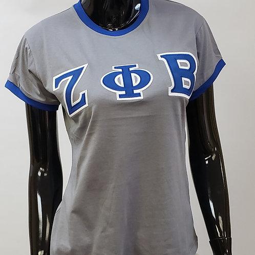 Zeta Ringer Shirt