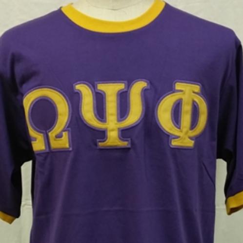 Omega Ringer T-Shirt