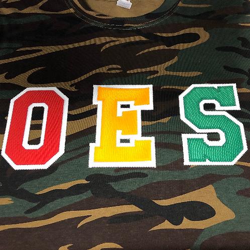 OES Camo T-Shirt