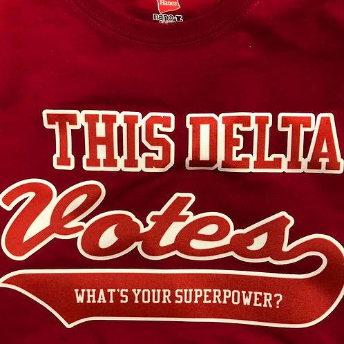 DST Votes Shirt