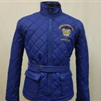 SGRho Quilted RIding Jacket