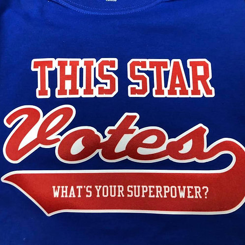 OES Votes Shirt