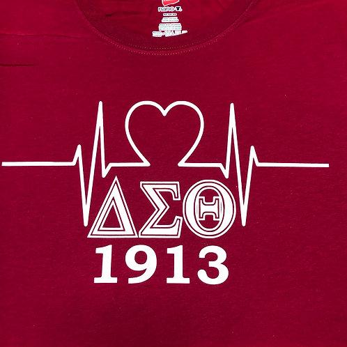 DST Heartbeat Shirt