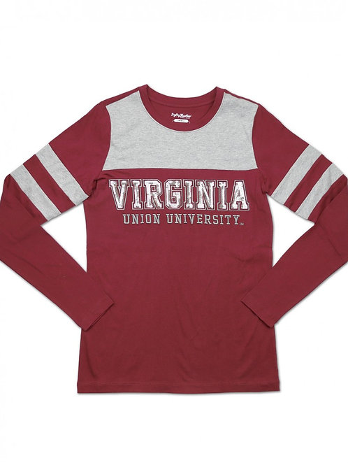 Virginia Union Long Sleeve Shirt