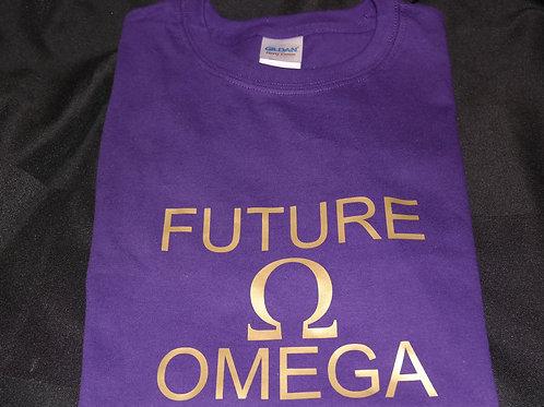 Omega Future Omega T-Shirt
