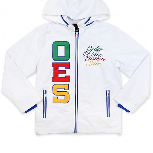 OES Hooded Windbreaker