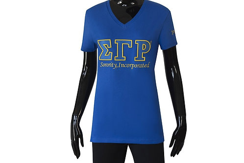SGRho Luxury Embroidered