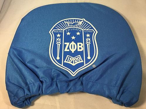Zeta Headrest Cover