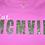 Thumbnail: AKA Roman Numeral Women's Fitted Shirt