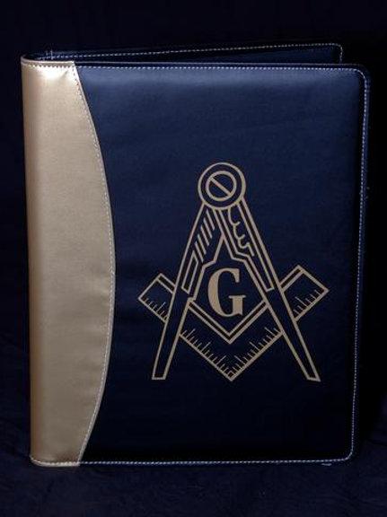 Masonic Padfolio