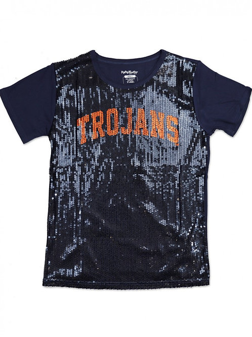 Virginia State Sequin Shirt