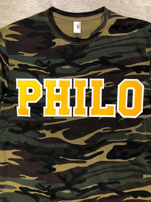 Philo Camo T-Shirt