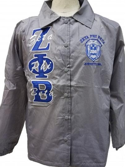 Zeta Line Jacket
