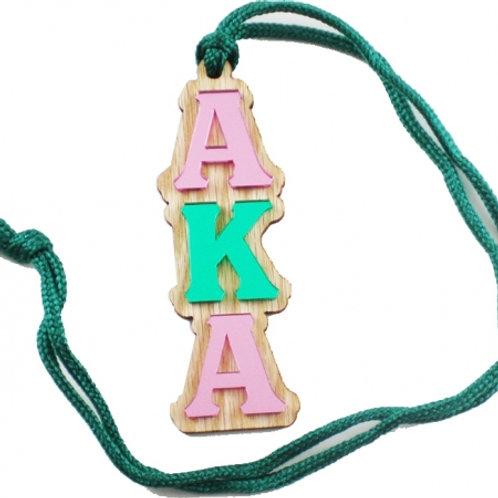 AKA Mirrored Medallion