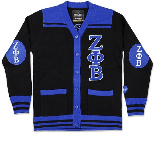 Zeta Button Down Sweater