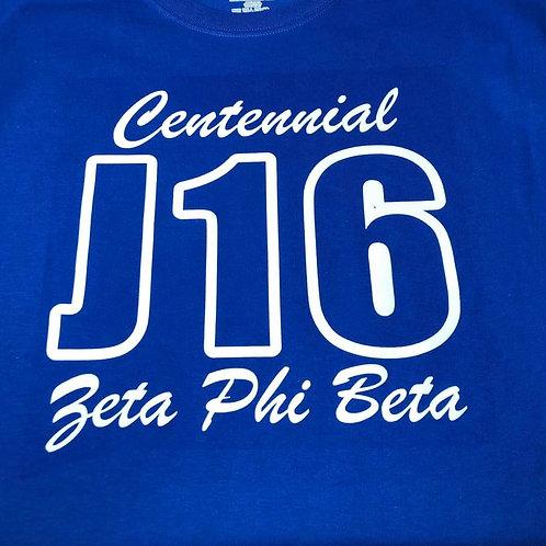 Zeta J16 Shirt