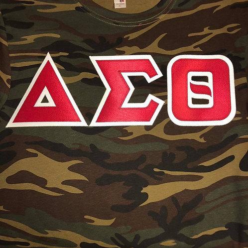 DST Camo T-Shirt