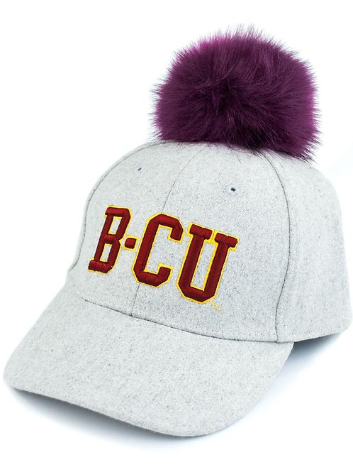 Bethune Cookman Pom Hat