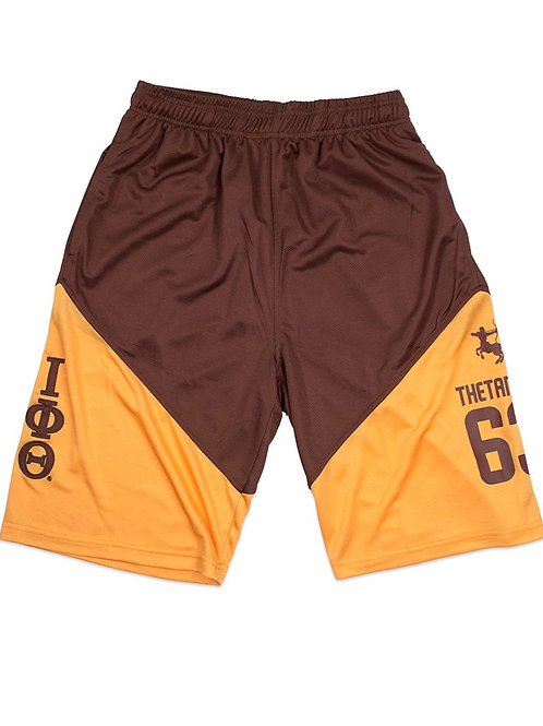 Iota Basketball Shorts