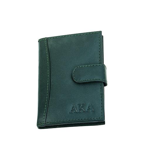 AKA Leather Card Holder