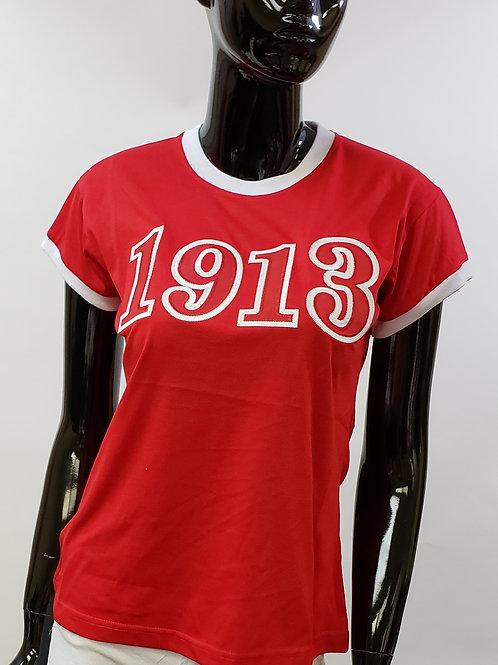 DST 1913 Ringer Shirt
