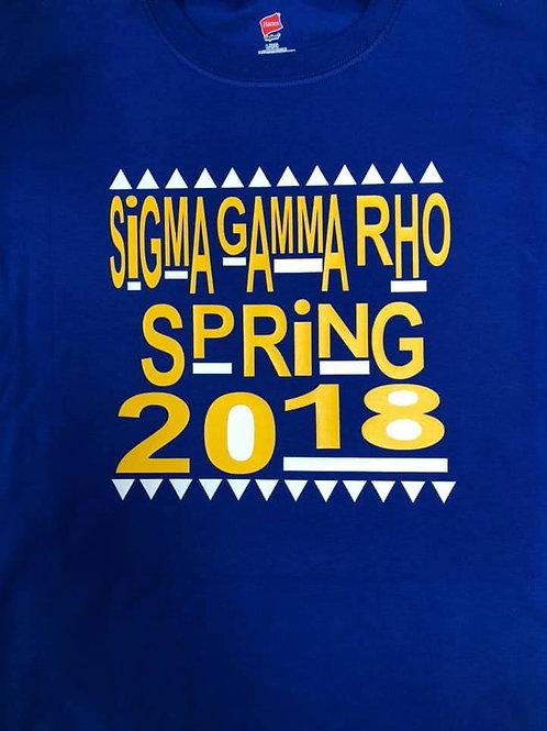 SGRho Right Thing Shirt