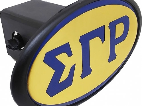 SGRho Hitch Cover