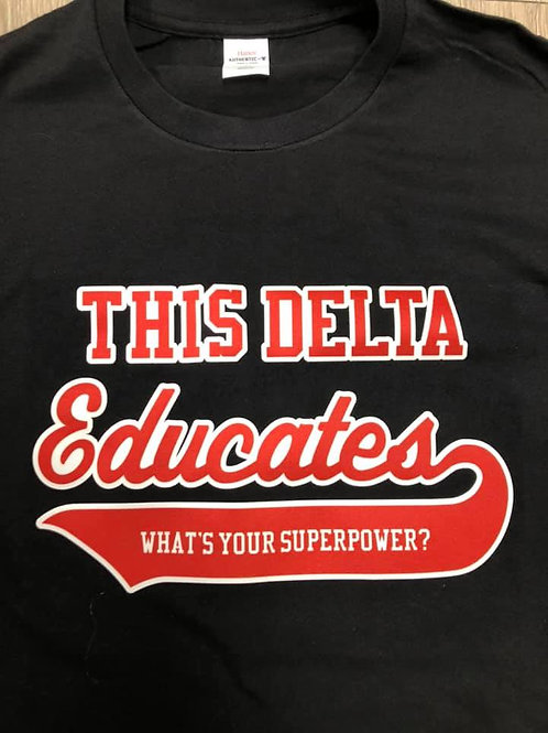 DST Educator Shirt