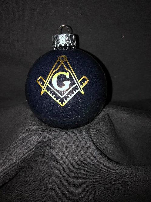 Mason Ornament