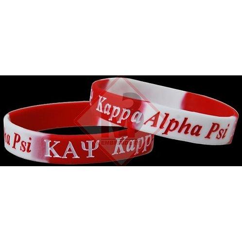 Kappa Silicone Bracelet