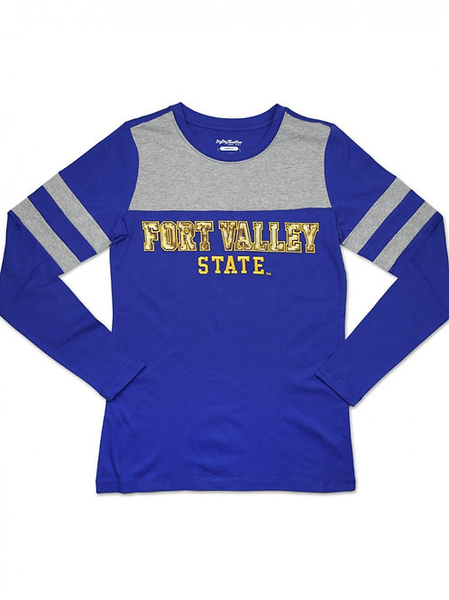 Fort Valley State Long Sleeve Shirt