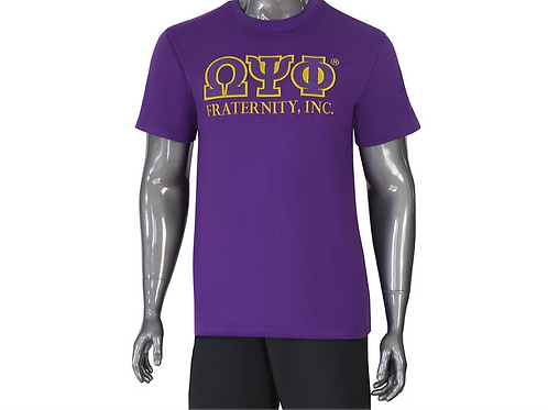 Omega Luxury Embroidered Shirt