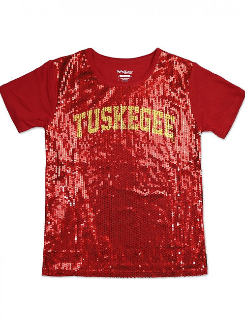 Tuskegee Sequin Shirt