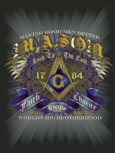 Masonic Pocket Folder