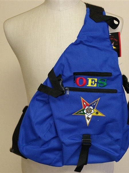 OES Sling Book Bag