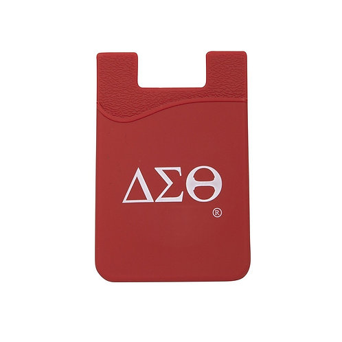DST Silicone Card Holder