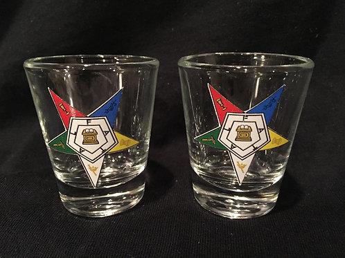 OES Shot Glass