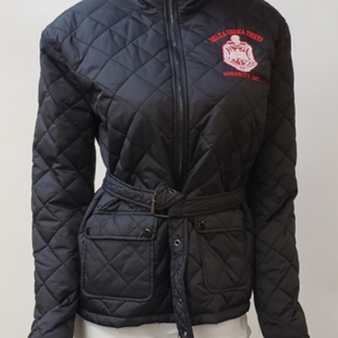DST Quilted Riding Jacket